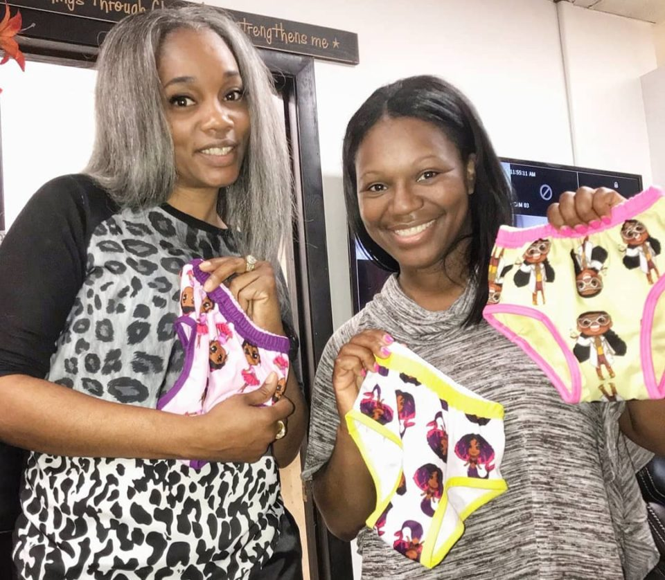 Black in Business: Formerly Incarcerated Mom Wins $10,000 Grant From Beyoncé For Children's Underwear Line