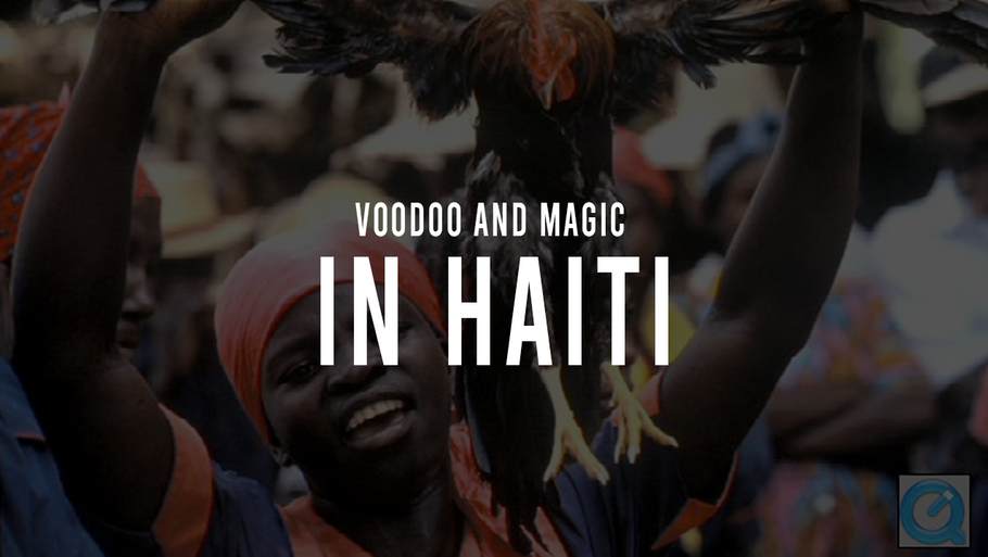 Interview with a Zombie - Voodo and Magic, the truth behind the Haitian legend