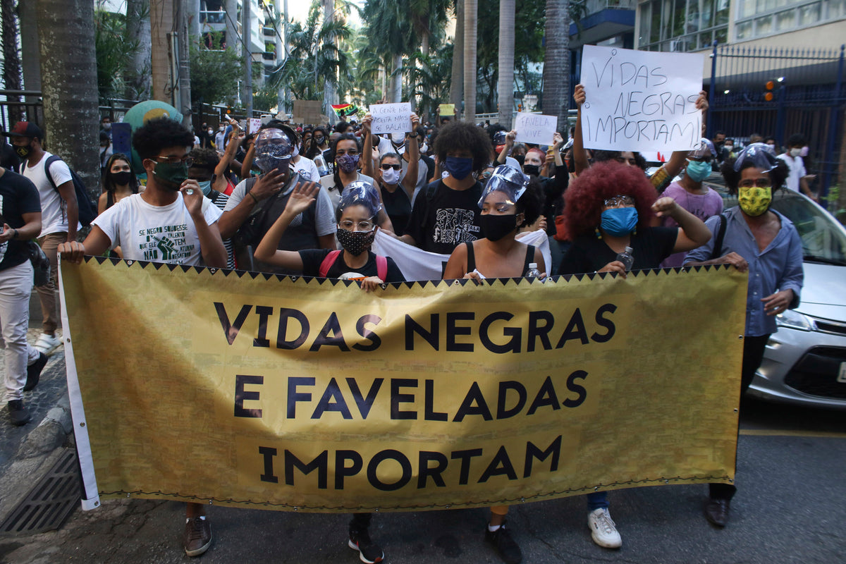 Afro Brazilian News: Brazil Suffers its Own Scourge of Police Brutality