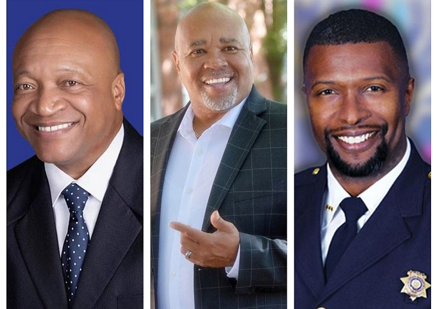 Feature News: Three Georgia Counties Elect The First Black Sheriffs In Their History