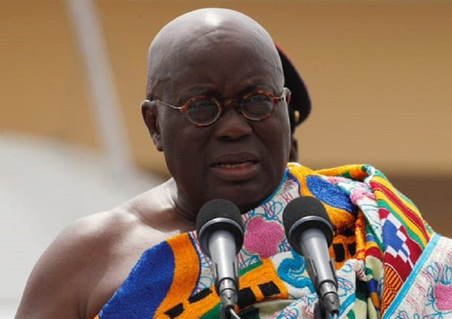 Feature News: Ghana's President Akufo-Addo Re-Elected To A Second Term