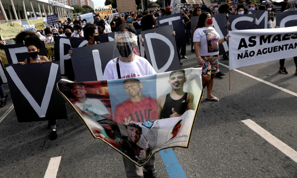 Afro Brazilian News: Police Killing of a Black Brazilian Teen Sparked a Movement