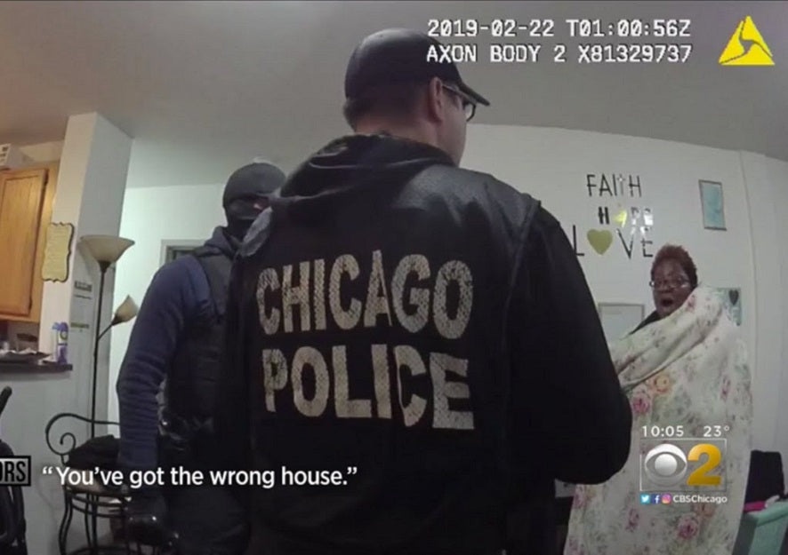 Feature News: Chicago Woman Handcuffed Naked By Police During Botched Home Raid