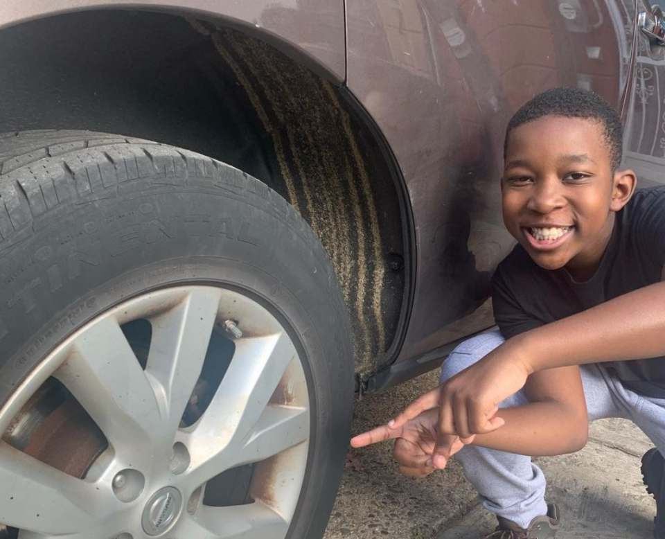Black in Business: This Philadelphia-Based 11-Year-Old Started His Own Car-Detailing Business