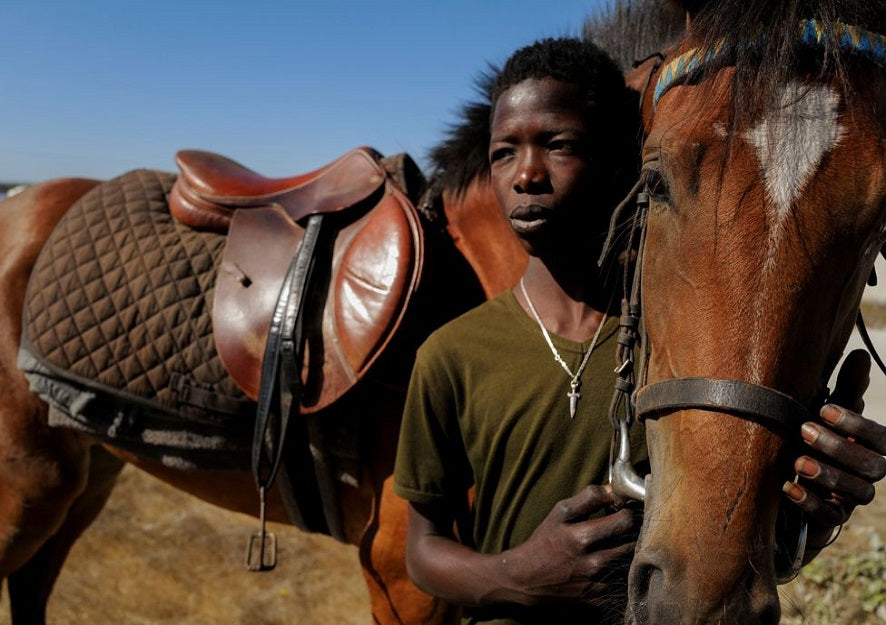 Feature News: Senegal's Teenage Jockey Fallou Diop Is Ready To Take On The World