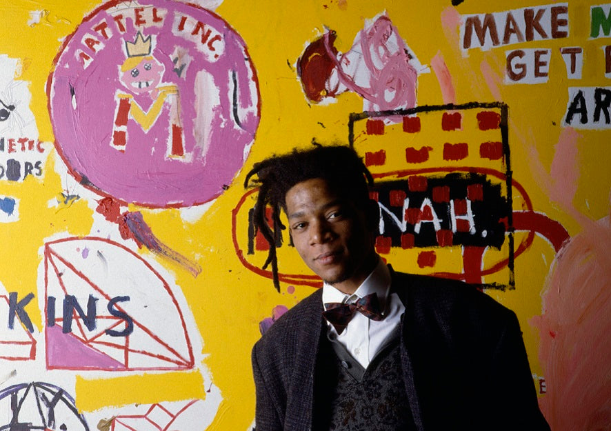 Black Development: Painting By Haitian-Puerto Rican Artist Jean-Michel Basquiat Sells For $41.9M