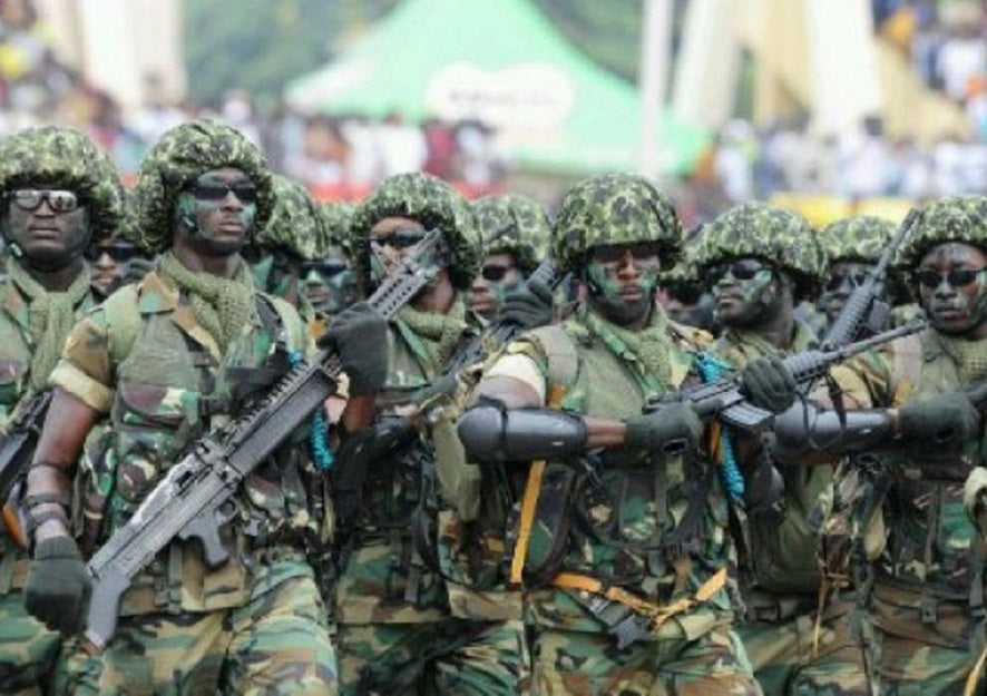 Feature News: Ghana: Soldiers Deployed To Volatile Opposition Stronghold Ahead Of Elections