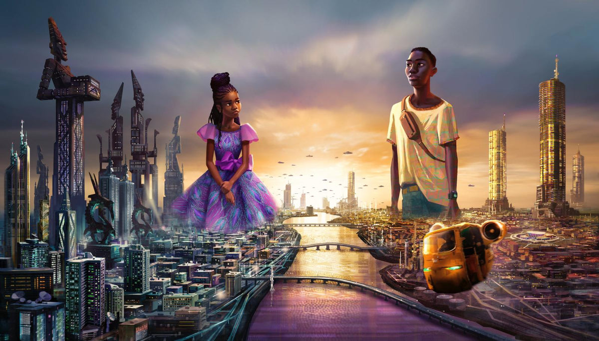 African Development: Disney Is Partnering With A Nigerian-Ugandan Animation Studio For An African Sci-Fi Series