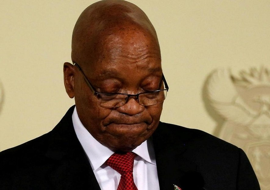 Feature News: Ex-South Africa President Jacob Zuma Faces Commission Of Inquiry Over Corruption Allegations