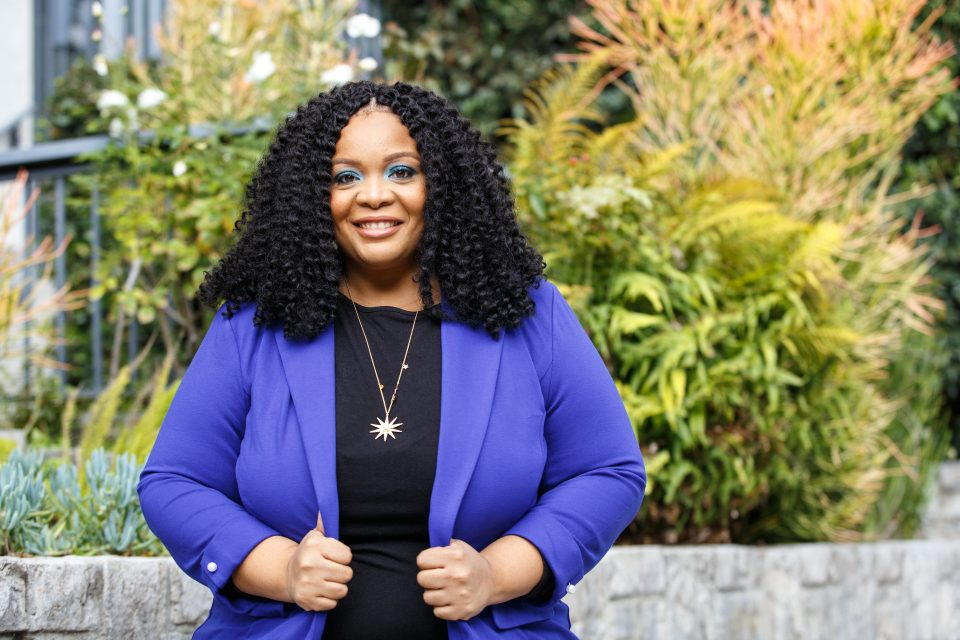 Black Development: This Black Woman Entrepreneur Created An App To Combat Racial Bias Within The Health Field