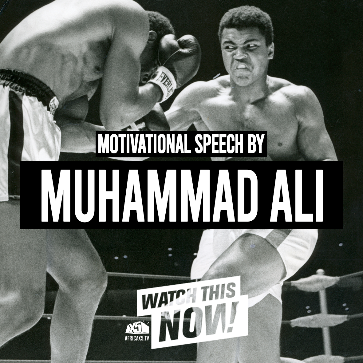 ONE OF THE MOST EYE OPENING SPEECHES | Muhammad Ali