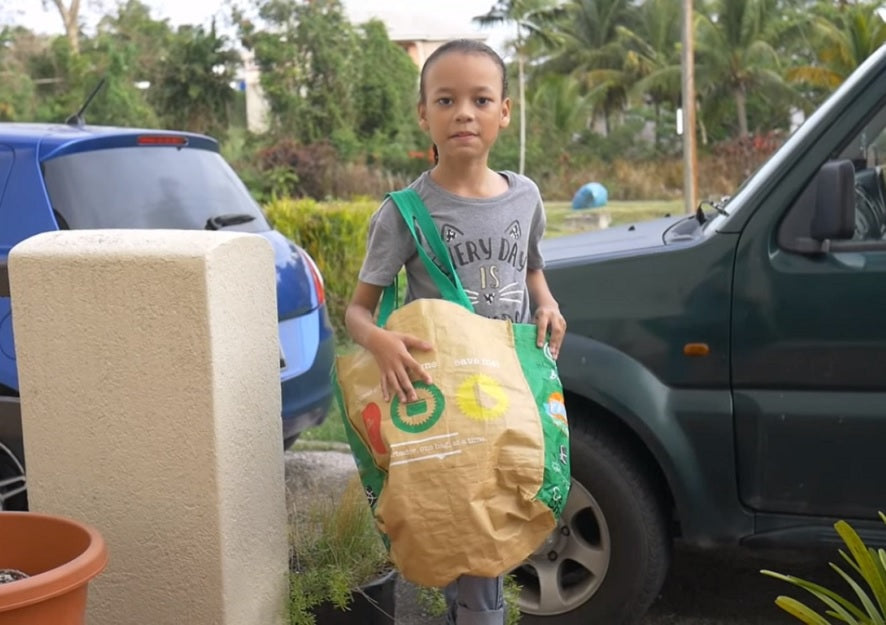 Feature News:P The 11-Year-Old Environmentalist And Youngest Award-Winning Filmmaker In Barbados