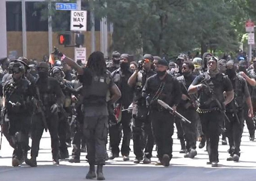 Feature News: This Black Militia Group Has Vowed To Protect Black People During And After U.S. Elections