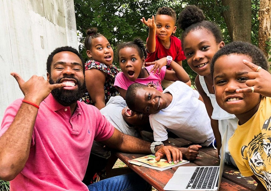 Black development: How This Haitian-American Teacher Used Rap To Keep Kids In His Class Motivated