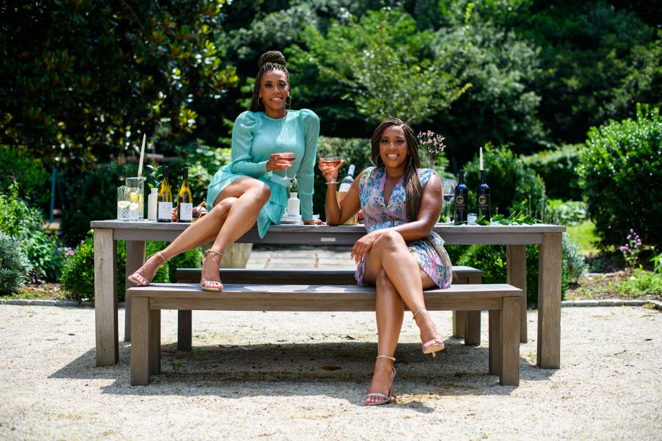 Meet The Twin Sisters Who Came Together To Create Their Own Wine