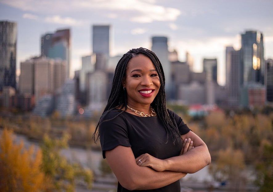 Feature News: This Nigerian Overcame A Tough Childhood To Become First Black Woman Pediatric Surgeon Practicing In Canada
