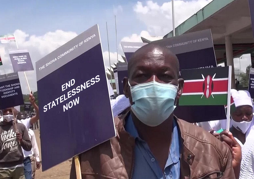 Feature News: The plight of the Shona in Kenya who are demanding recognition after decades of statelessness
