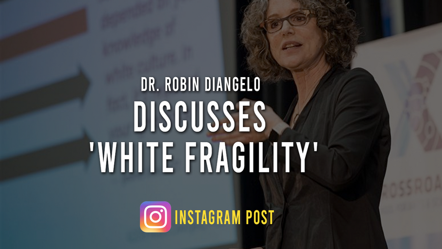 "Robin DiAngelo on ""White Fragility"" - EXTENDED CONVERSATION 