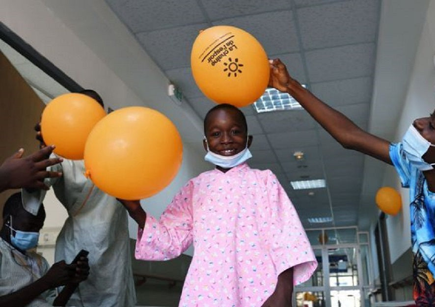 Feature News: Jubilation As Five Kids Become First In Burkina Faso To Successfully Undergo Open-Heart Surgery