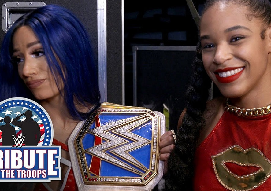 Feature News: Belair And Banks To Make Wrestlemania History With First Title Match Starring Two Black Women