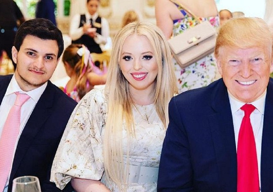 Feature News: Trump's Daughter Tiffany Just Got Engaged To Lebanese-Nigerian Multimillionaire Michael Boulos