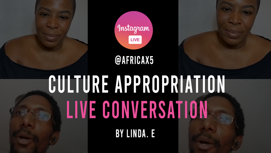 Cultural Appropriation Discussion on Africax5 Live!