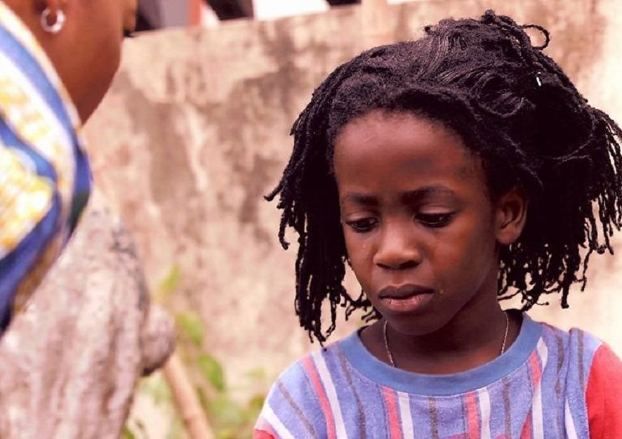 Feature News: The Mystical Nigerian Children Born With Natural Dreadlocks That Must Never Be Shaved Off