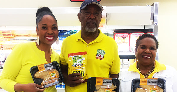 Black in Business: Black Family-Owned Business Introduces Fried Catfish Brand To 1,200 Grocery Stores Nationwide