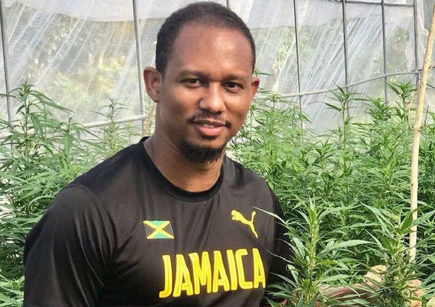 Feature News: Jamaica's Michael Frater Has Gone From Olympian To Owning Medical Marijuana Dispensary After Health Crisis