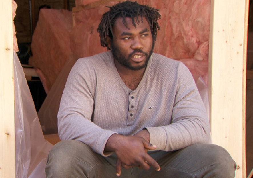 Black Development: Khaleel Seivwright, the carpenter building shelters for homeless people in Canada for free