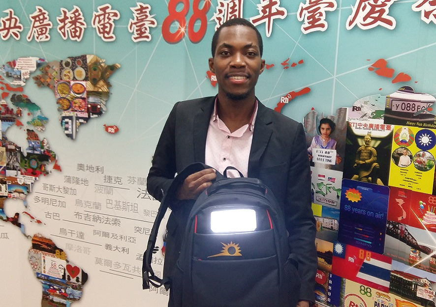 African Development: After A Tragic Loss, Mike Bellot Created A Solar-Powered Bag For Students In Haiti To Study In The Dark