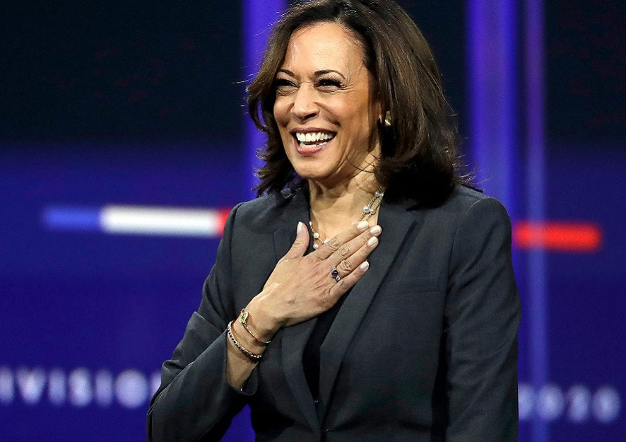 Feature News: Kamala Harris Makes History As America's First Woman Vice President-Elect