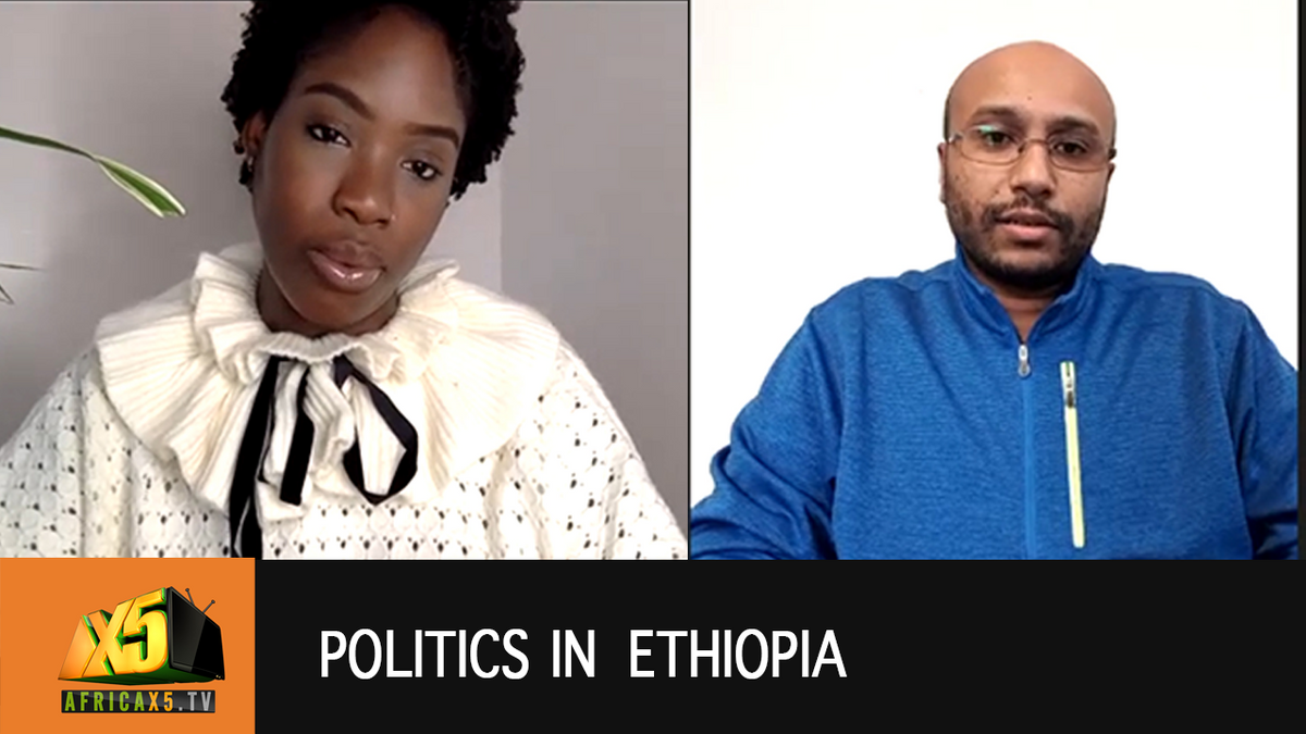 Human Rights Abuses in Ethiopia 🇪🇹 Live Discussion with Dr Ermias Kebede