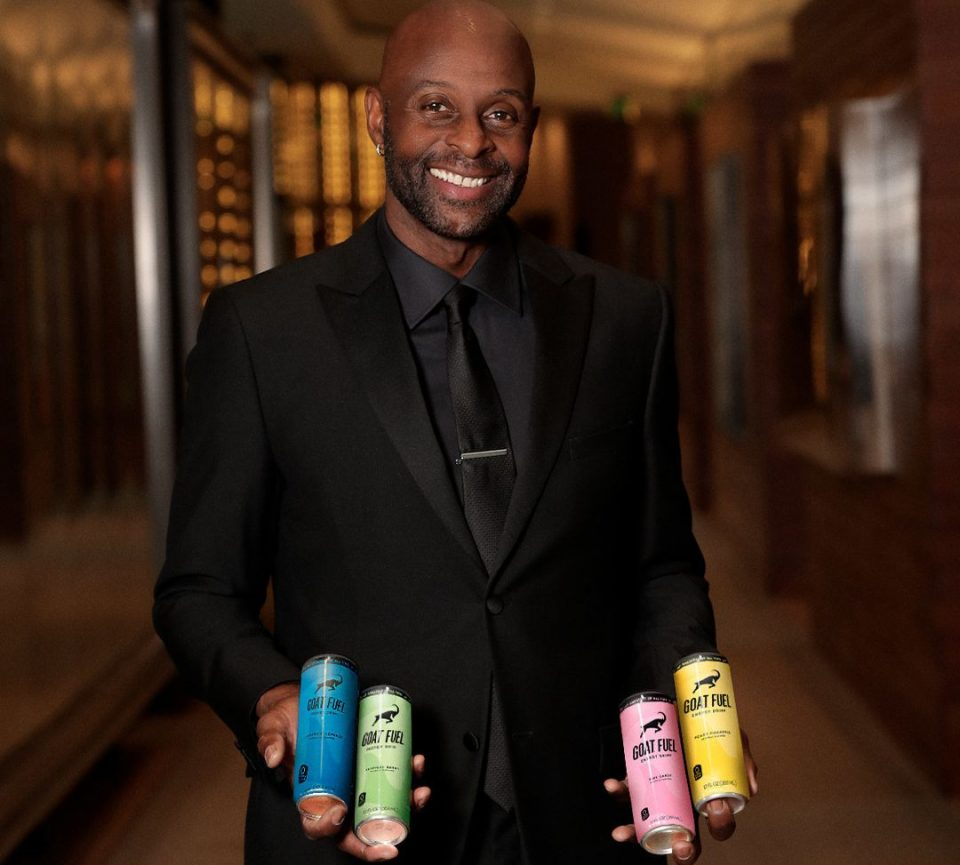 Black Development: G.O.A.T. Fuel, a family-operated business co-founded by NFL Hall of Famer Jerry Rice, has developed a new retail-partnership with GNC.