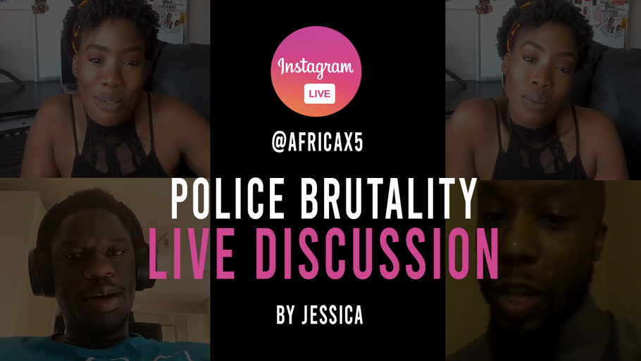 Police Brutality and Rioting in the USA! Live Discussion!