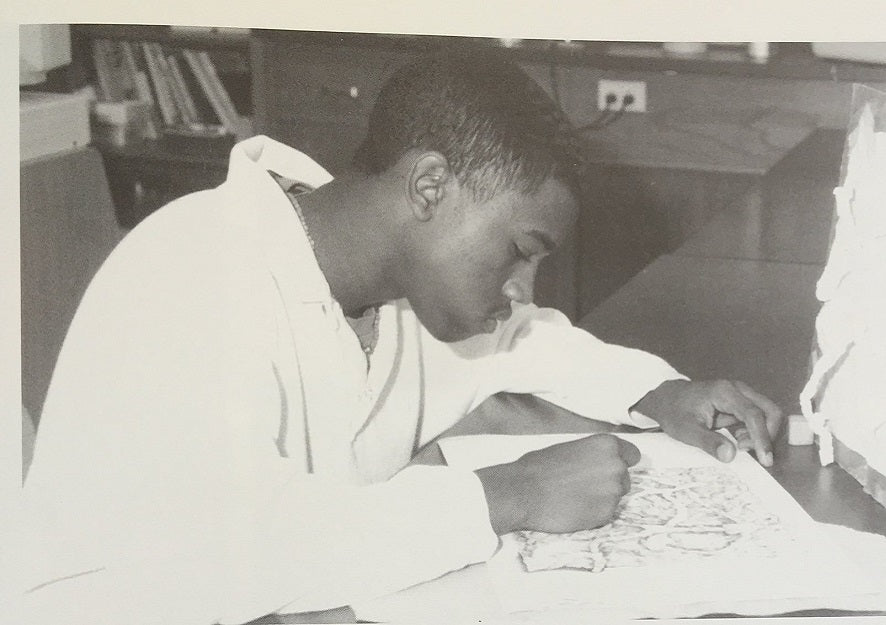 Feature News: Kanye West's Teenage Artwork Worth Up To $20k Reportedly Bought By Art Collector