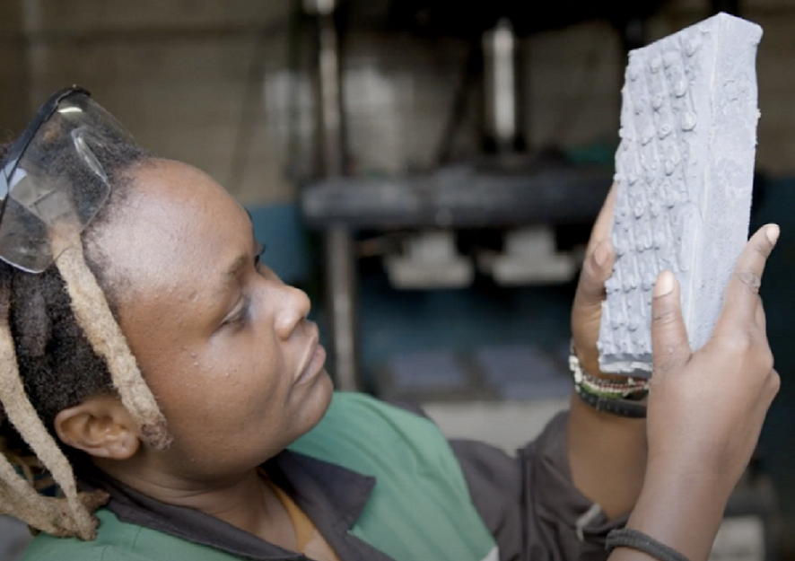 Feature News: This Kenyan Woman Set Up Plastic Waste Recycling Plant That Employs Over 100 To Help Waste Management