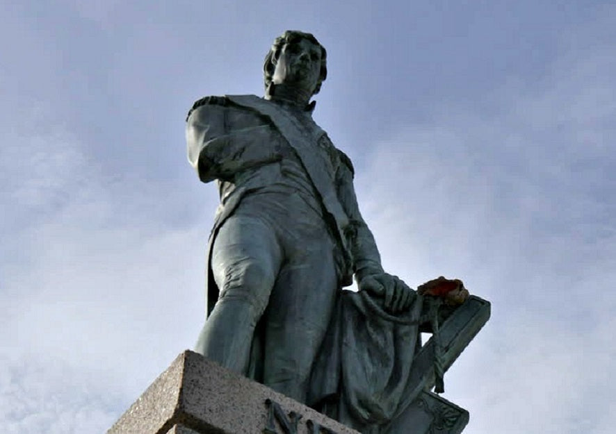 Black Development: Barbados Finally Sets Date To Remove 200-Year Old Statue Of British Slavery Sympathizer