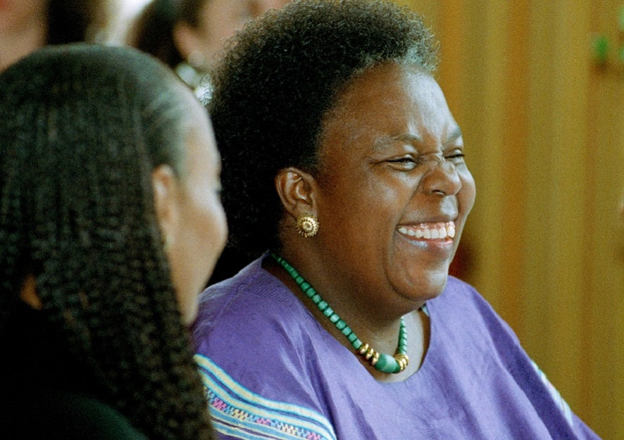Feature News: The Tanzanian Woman Who Chaired The Historic Beijing Conference On Women In 1995
