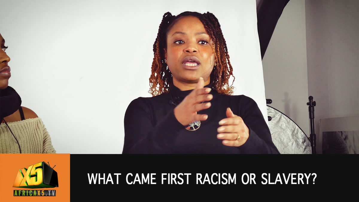 What came first Slavery or Racism? THE PERSPECTIVE (S2 EP2)