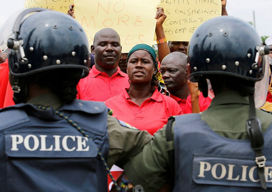 Feature News: The Nigerian Police is notorious for brutality and corruption. It needs lasting reforms now