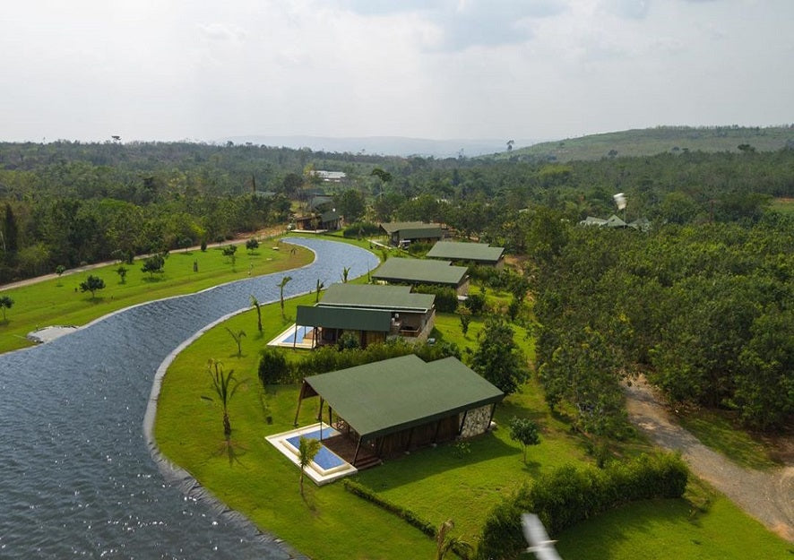African Development: Samuel Afari Dartey, the man behind Ghana's new $25 million Safari resort