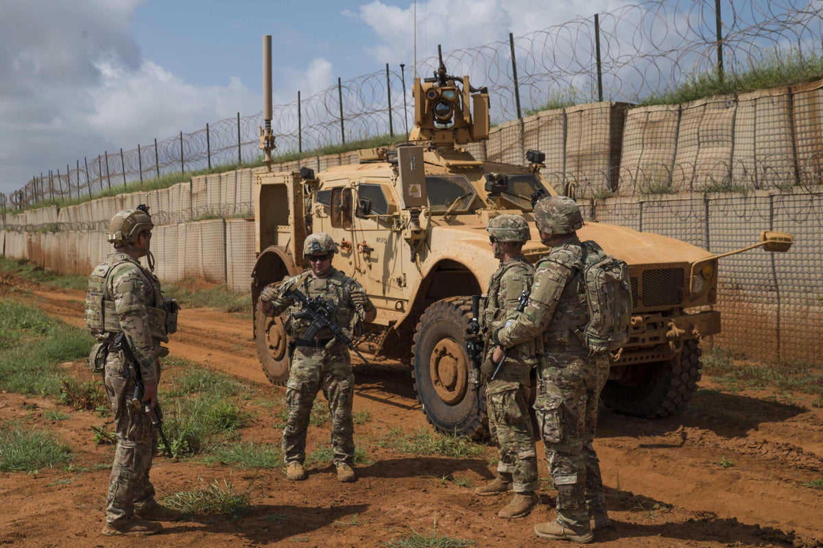 Feature News: Trump Orders Most American Troops to Leave Somalia