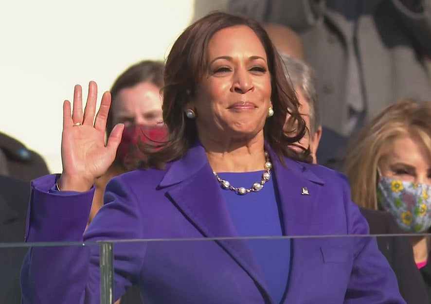 Feature News: Kamala Harris Sworn In As First Woman Vice President Of U.S.