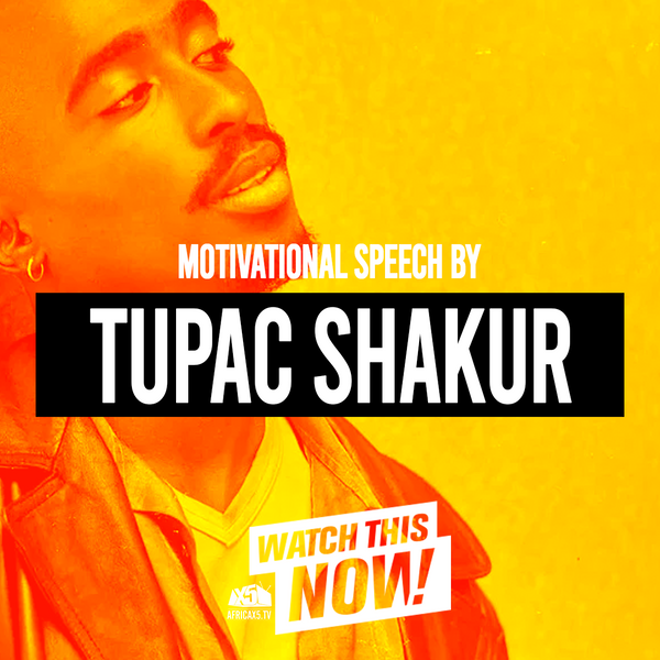 ONE OF THE MOST EYE OPENING SPEECHES | Tupac Amaru Shakur