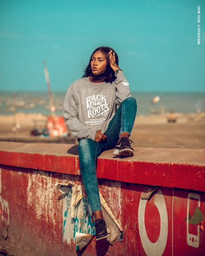 Back To My Roots Sweatshirt