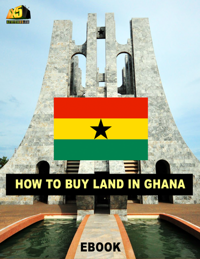 How to Buy Land in Ghana in 2021 (EBOOK)