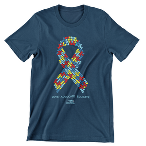 Load image into Gallery viewer, Okema Autism Awareness Adult T-Shirt