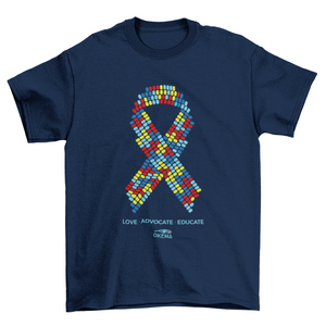 Okema Autism Awareness Youth T-Shirt