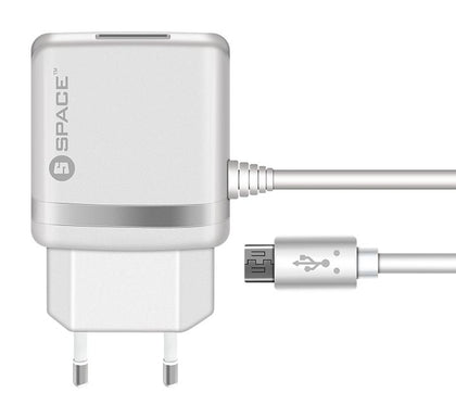 Micro USB Cable 2.4A Wall Charger